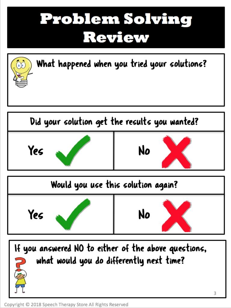 Problem-Solving-Review