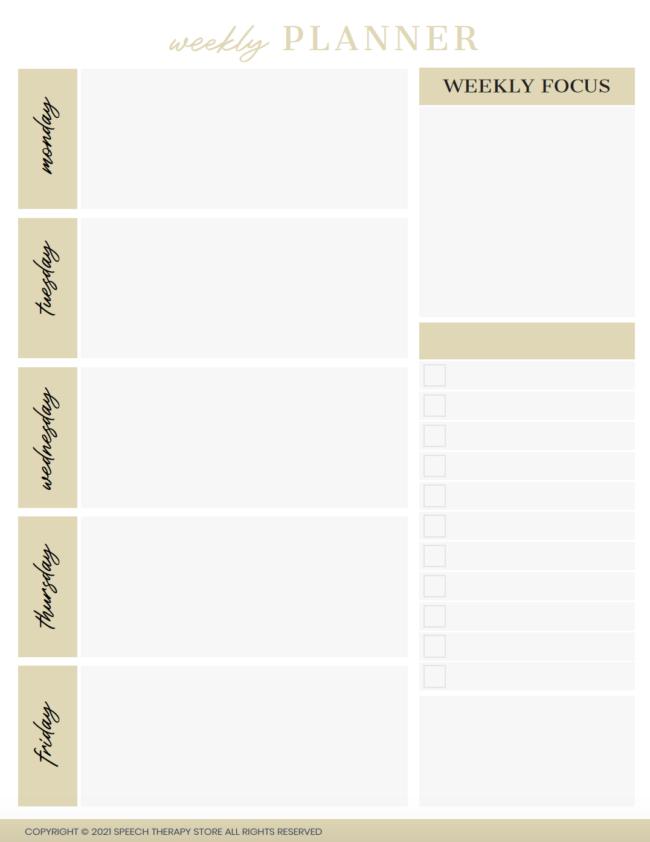 slp-weekly-planner