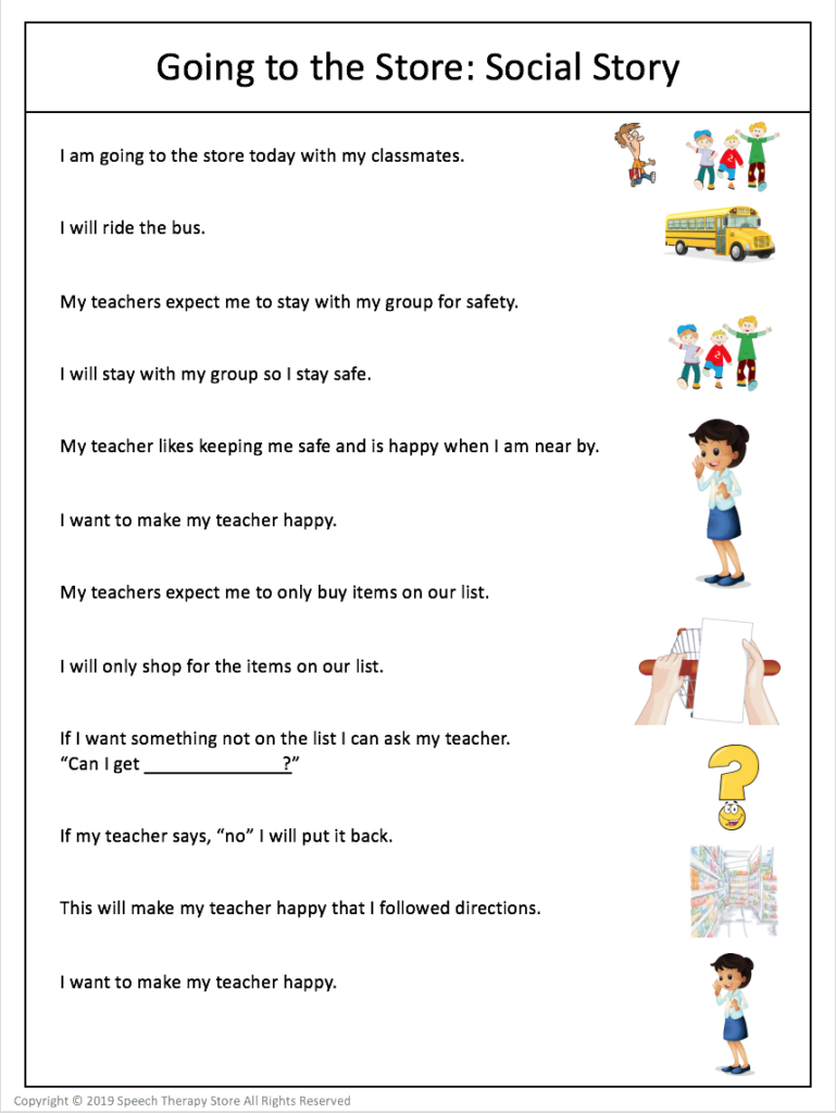 It is a picture of Free Printable Safety Signs Worksheets in community based instruction