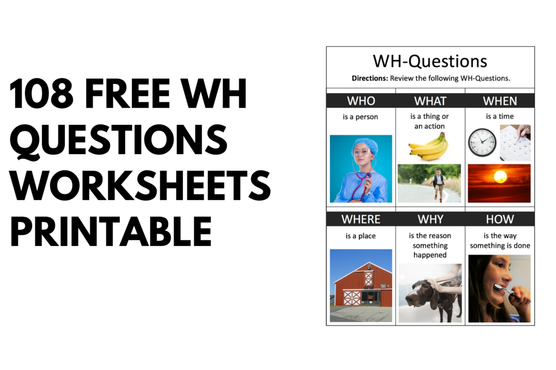 wh-questions-printable