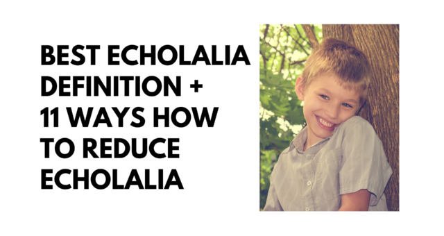 echolalia-definition