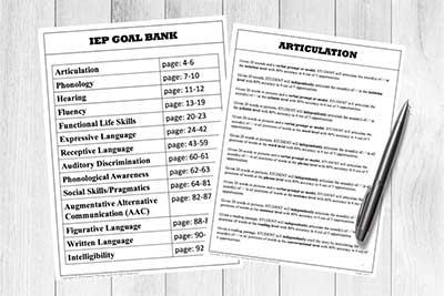 speech-iep-goal-bank