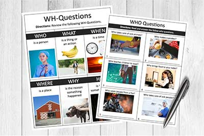 free-wh-questions