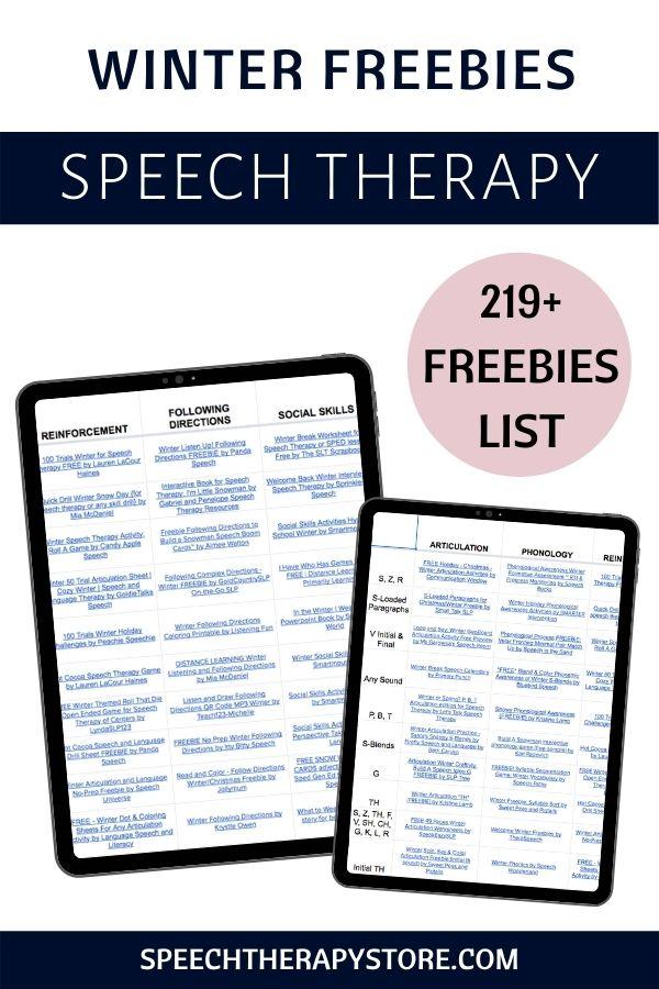 winter-speech-therapy-activities
